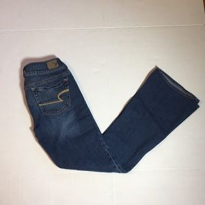 American Eagle Outfitters Stretch Flare Jeans